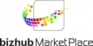 Global bizhub MarketPlace logo